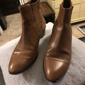 J.CREW Woman's Ankle Boots. Size 8